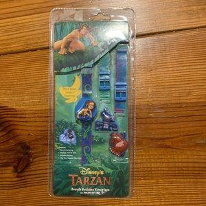 1999 Disneys Tarzan Jungle Buddies Timepiece